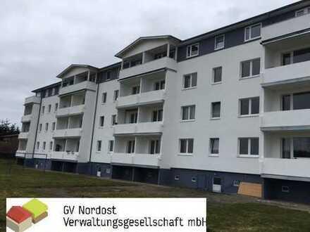 Erstbezug nach Sanierung! 3-Raum-Wohnung mit Balkon im 2.OG