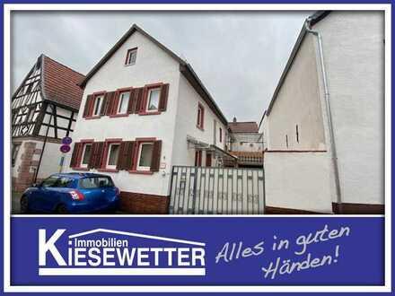Haus ohne Garten mit Dachterrasse in ruhiger Lage von Herrnsheim
