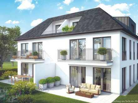 Schönes und ruhiges Wohnen in Untermenzing 3 Zi-Erdgeschosswohnung Wohnung 2