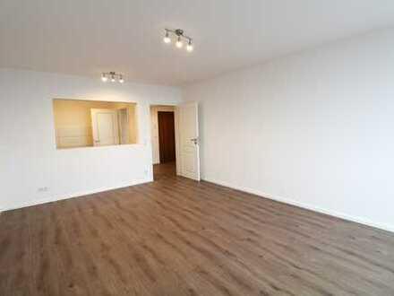 *Erstbezug nach Sanierung*: Frisch sanierte 2-Zi. Wohnung mit Weitblick und TG-Stellplatz