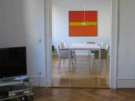 Helle 5-Zimmer-Wohnung in Karlsruhe / Nähe Gutenbergplatz