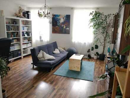 Schöne 2 ZKB Wohnung in Grötzingen