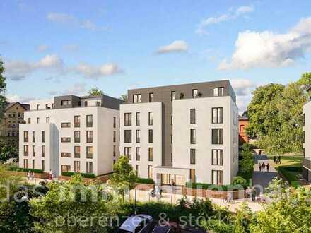 Neubau: Schönes Wohnen auf 3 Zimmern im Östlichen Ringgebiet