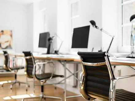 Kreative Bürogemeinschaft vermietet im schönen Kreuzviertel Arbeitsplatz.