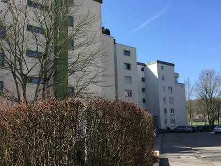 Echterdingen: Gepflegte 2-Zimmer-Wohnung am Ortsrand