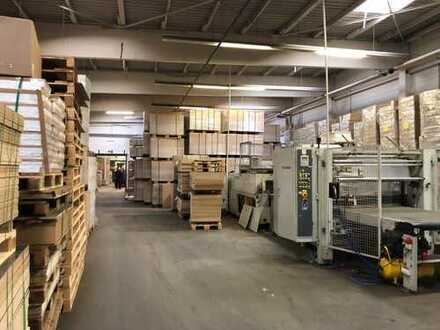 250 m zur A 30! Logistik-/Produktions- und Dienstleistungsfläche mit Rampenanlage in Bünde