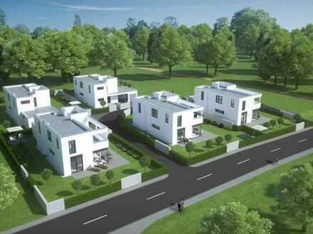 Hahnwald: Grundstück in Bestlage für 5 baugenehmigte Villen