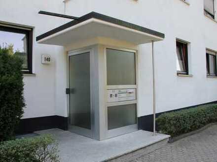 Helle u. freundliche 3-Zi.-EG.-Wohnung. mit Keller, Süd-Balkon und PKW-Stellplatz
