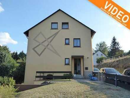 Ein-Zweifamilienhaus in ruhiger, ländlicher Lage unweit von Schwarzenbach am Wald