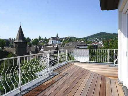 Maisonette der Extraklasse, Dachterrasse mit Altstadtpanorama - derzeit gut vermietet