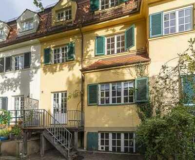 Denkmalgeschütztes Altbau-Juwel in München-Laim zu verkaufen