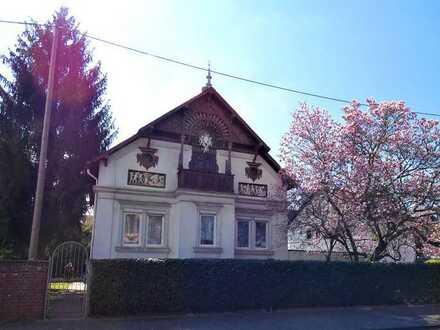 Ehemalige Gastell-Villa sucht neuen Eigentümer!