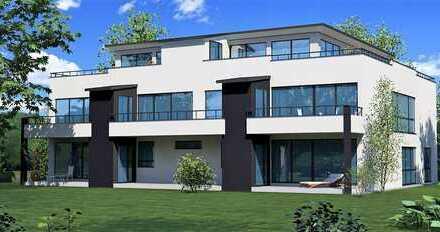 Erstbezug! 2.Zi.-Penthouse-Wohnung in Wunstorf - citynah mit großer Dachterrasse und Gartennutzung!