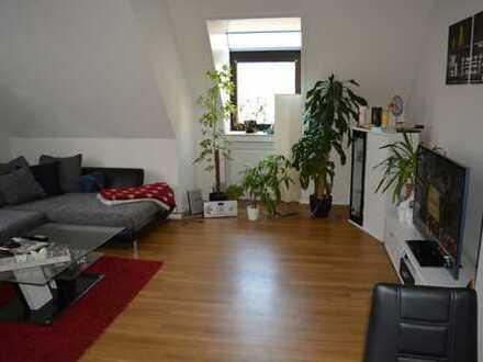 4 Zimmer Maisonette Wohnung mitten in der Stadt