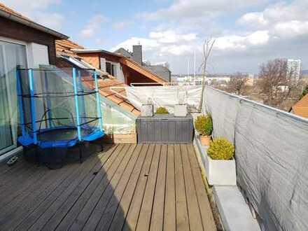 Interessante Kapitalanlage mit traumhafter Dachterrasse!!!