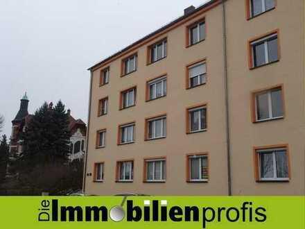 Sonnige 2 Zimmer-Wohnung in Oelsnitz