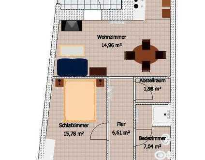 Attraktive 2-Zimmer-Wohnung in Ölbronn-Dürrn