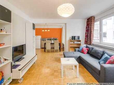 WALSER: Phantastische 4-Zimmer-Wohnung zur Selbstnutzung in Ottobrunn