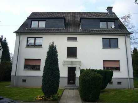 Kleines Dachgeschoss-Appartement in Osterfeld