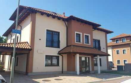 Neubau: 3-Zi.-Maisonette mit Extra-Apartment; perfekt als Büro oder für das erwachsene Kind
