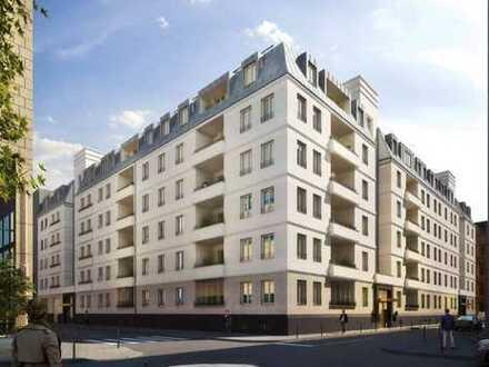 Zentrale 85,9 qm Wohnung im Bankenviertel (mit 2 Bäder)