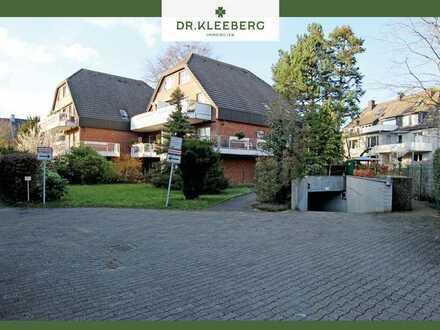 Seniorengerechte Terrassenwohnung mit Tiefgarage in der Piusallee in Münster