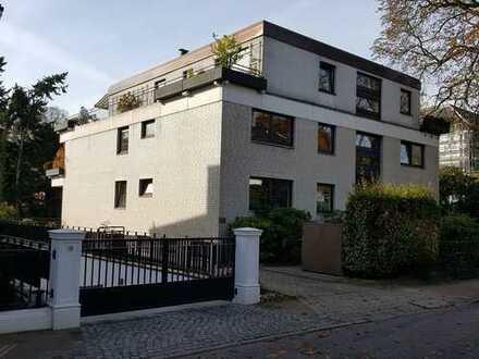 Hamburgs beste Lage - 3-Zimmer-Wohnung mit Südbalkon