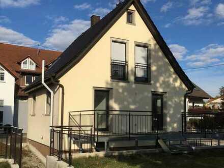 Gemütliches Wohnhaus in zentraler Lage in Rot am See zu vermieten!