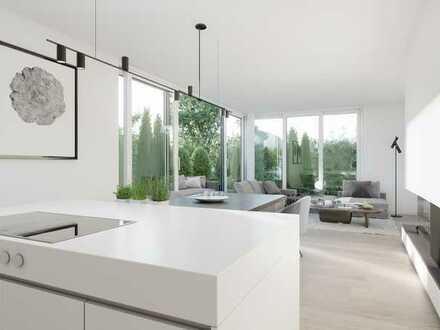 Sonnig & Spektakulär: Prestige im Penthouse! 3-Zi-DG-Wohnung mit Dachterrasse