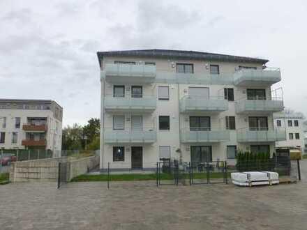 72qm Erstbezug: exklusive 2-Zimmer-Wohnung mit Balkon und TG in Augsburg