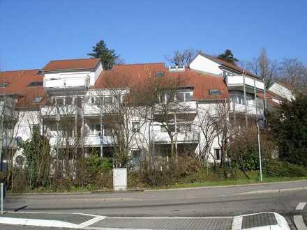Schöne 1-Zimmer-Wohnung mit Terrasse in zentraler Lage