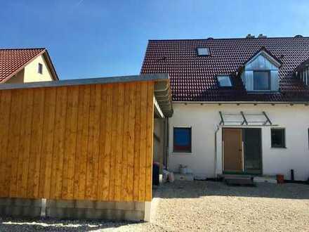 Schöne DHH mit sechs Zimmern in Regensburg (Kreis), Brunn