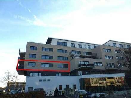 Stilvolle Neubau-Eigentumswohnung mit Balkon unweit der Braunschweiger Innenstadt