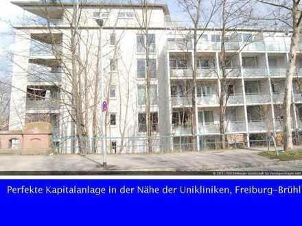 Perfekte Kapitalanlage in der Nähe der Unikliniken, Freiburg-Brühl