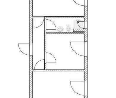 Bild_2-Raum-Wohnung in Pinnow