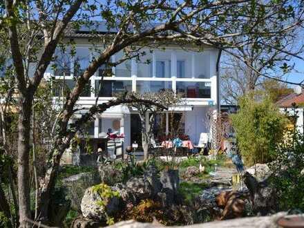 familienfreundliche Doppelhaushälfte mit ruhigen Gartenparadies in Pürgen nähe Landsberg