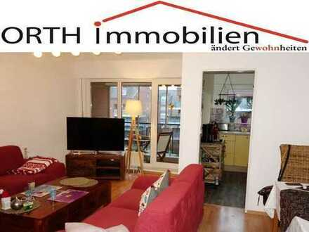 Geräumige 3 Zimmer Maisonette Wohnung mit Süd-West Balkon in Köln-Blumenberg