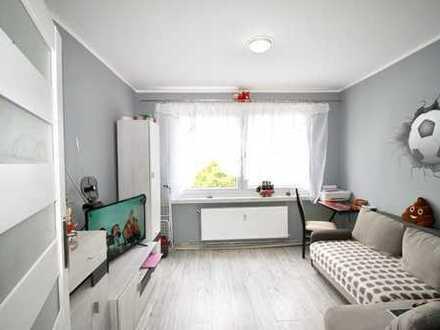 HORN IMMOBILIEN ++ Woddow bei Brüssow Eigentumswohnung hübsch modernisiert