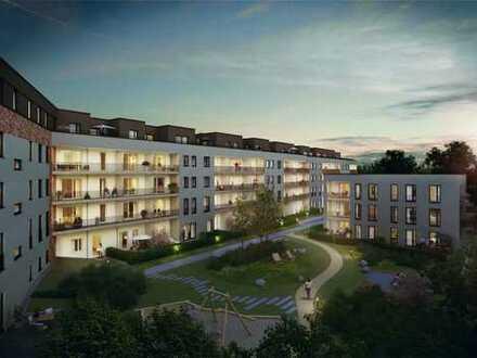 Erstbezug mit Einbauküche und Balkon: Exklusive 2-Zimmer-Wohnung im Herzen von Ahrensburg