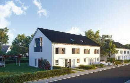Genießen Sie Ihr NEUES Reiheneckhaus im Grünen inkl. Grundstück & sonniger Terrasse in Röthenbach