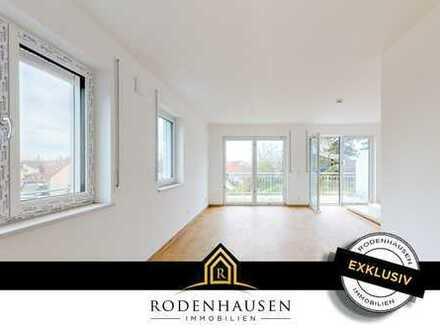 Neubau-Doppelhaushälfte in ruhiger Hanglage von Stettenhofen