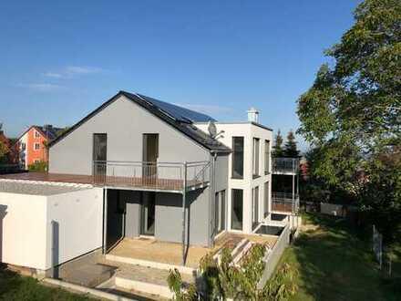 moderne Designerwohnungen im Penthouse-Stil EG + OG Erstbezug