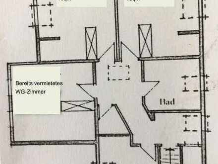 2x 16qm-Zimmer in 3er-WG inkl. PKW-Stellplatz zu vermieten