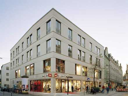 Moderne 2-Zimmer-Wohnung im Herzen der Regensburger Altstadt