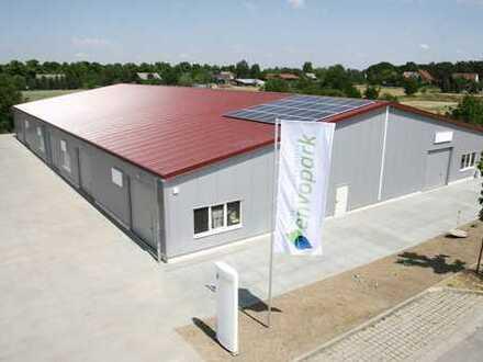 envopark - moderne Produktionsräume von 150m² - 1.500 m²