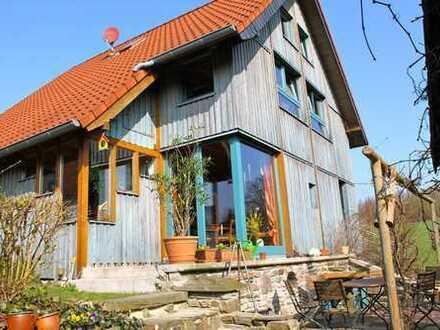 Familienfreundliches Öko-Haus - Ihr Traum im Grünen wird wahr!