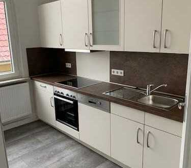 Sanierte 2 Zimmer Wohnung in Borssum zu vermieten!