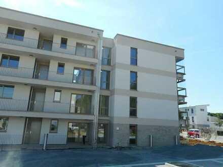 Erstbezug: exklusive 4-Zimmer-Erdgeschosswohnung mit Balkon in Hattersheim