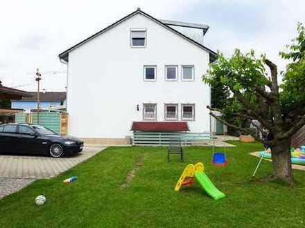 Einfamilienhaus mit Einliegerwohnung - einseitig angebaut - sehr guter Wohnlage in Kaufering