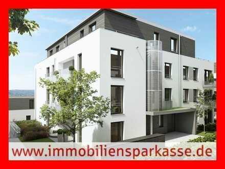 Wolfsberg Palais - Oben angekommen.